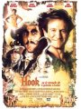 Affiche Hook - Ou la revanche du Capitaine Crochet